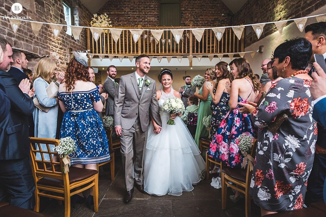 the ashes barn wedding venue