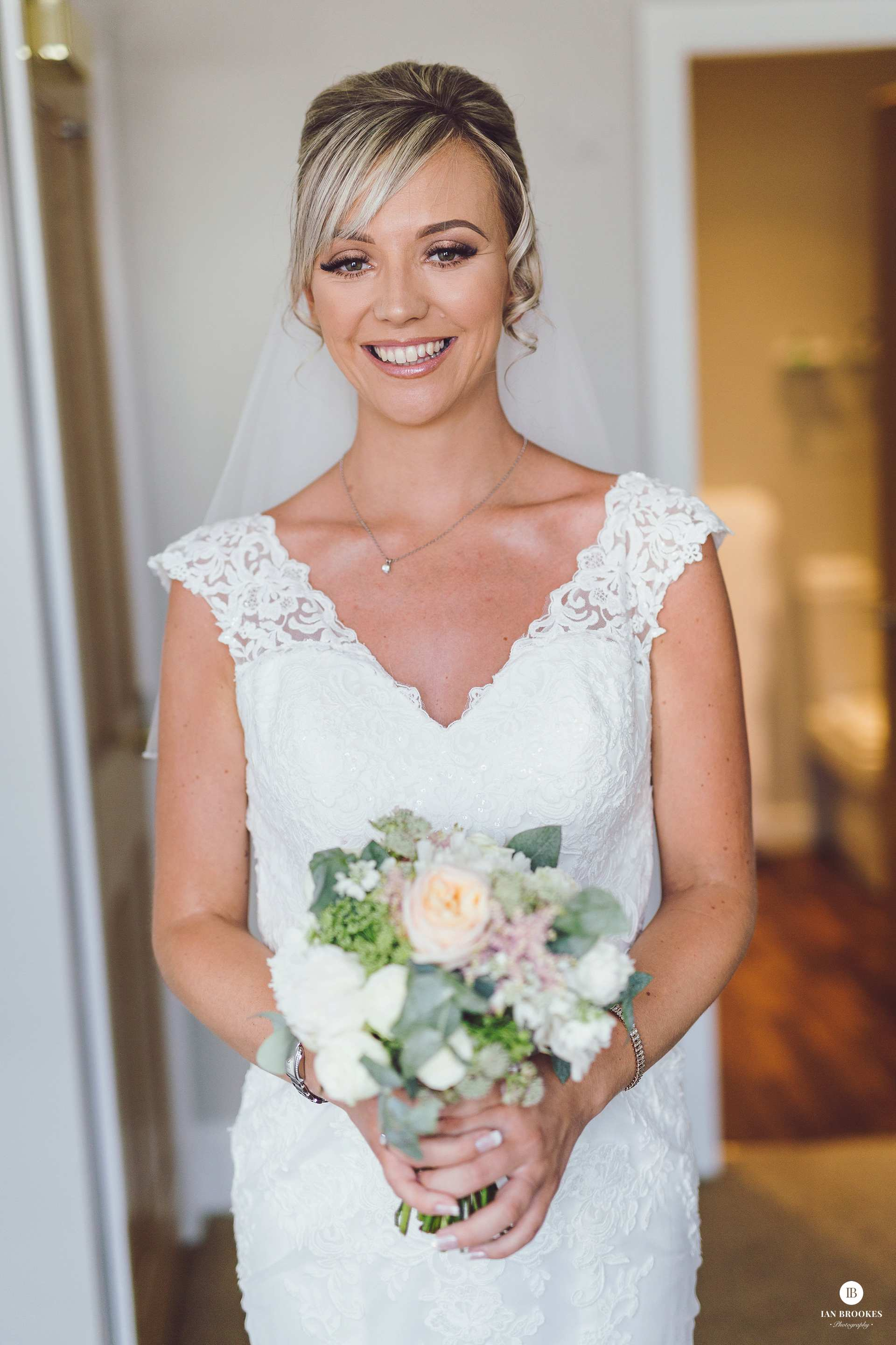 beautiful bride the villa wrea green