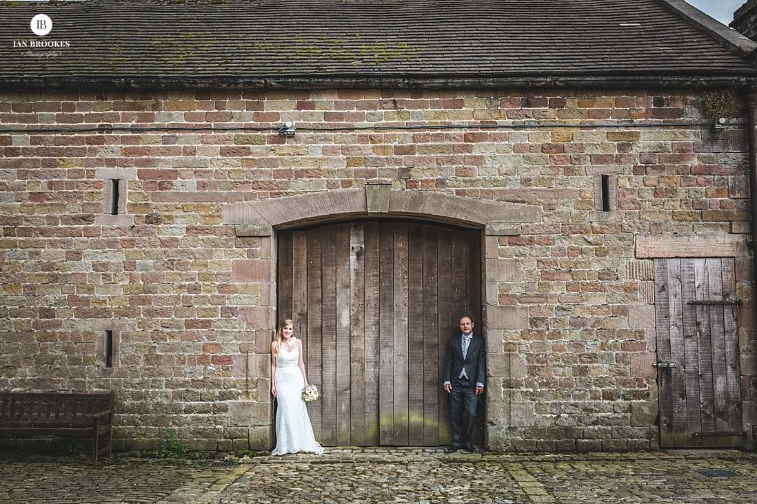 Browsholme Hall and Tithe Barn photos wedding