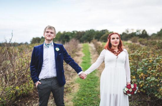 park house barn wedding