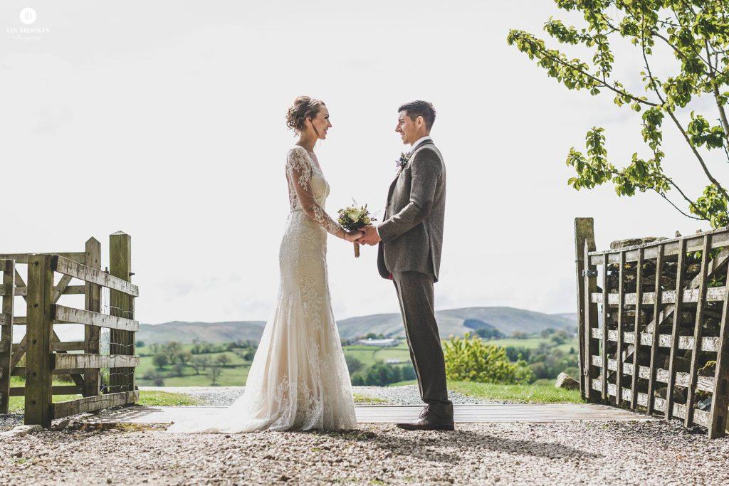 knipe hall wedding penrith