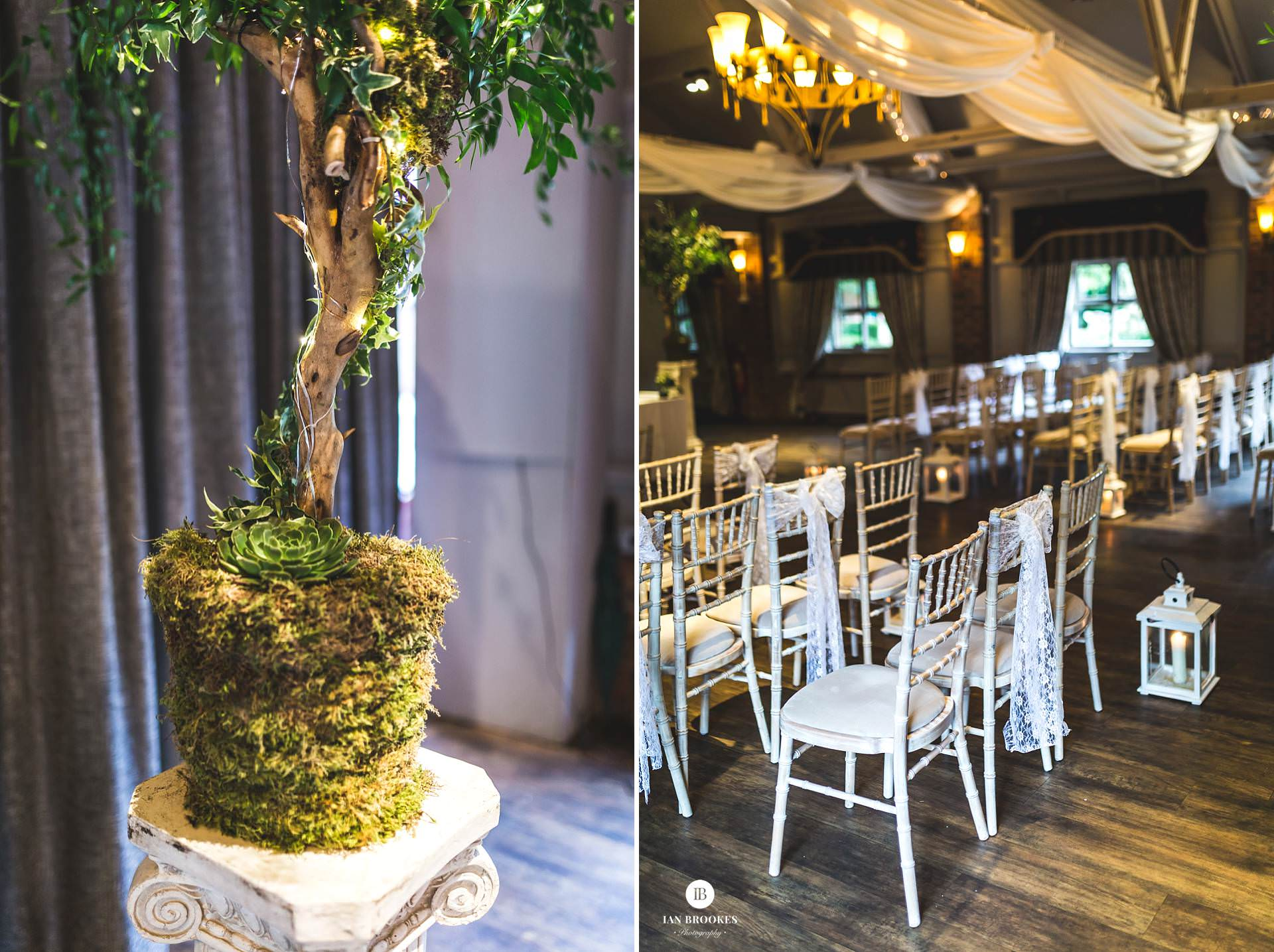 The Balmoral Suite wedding