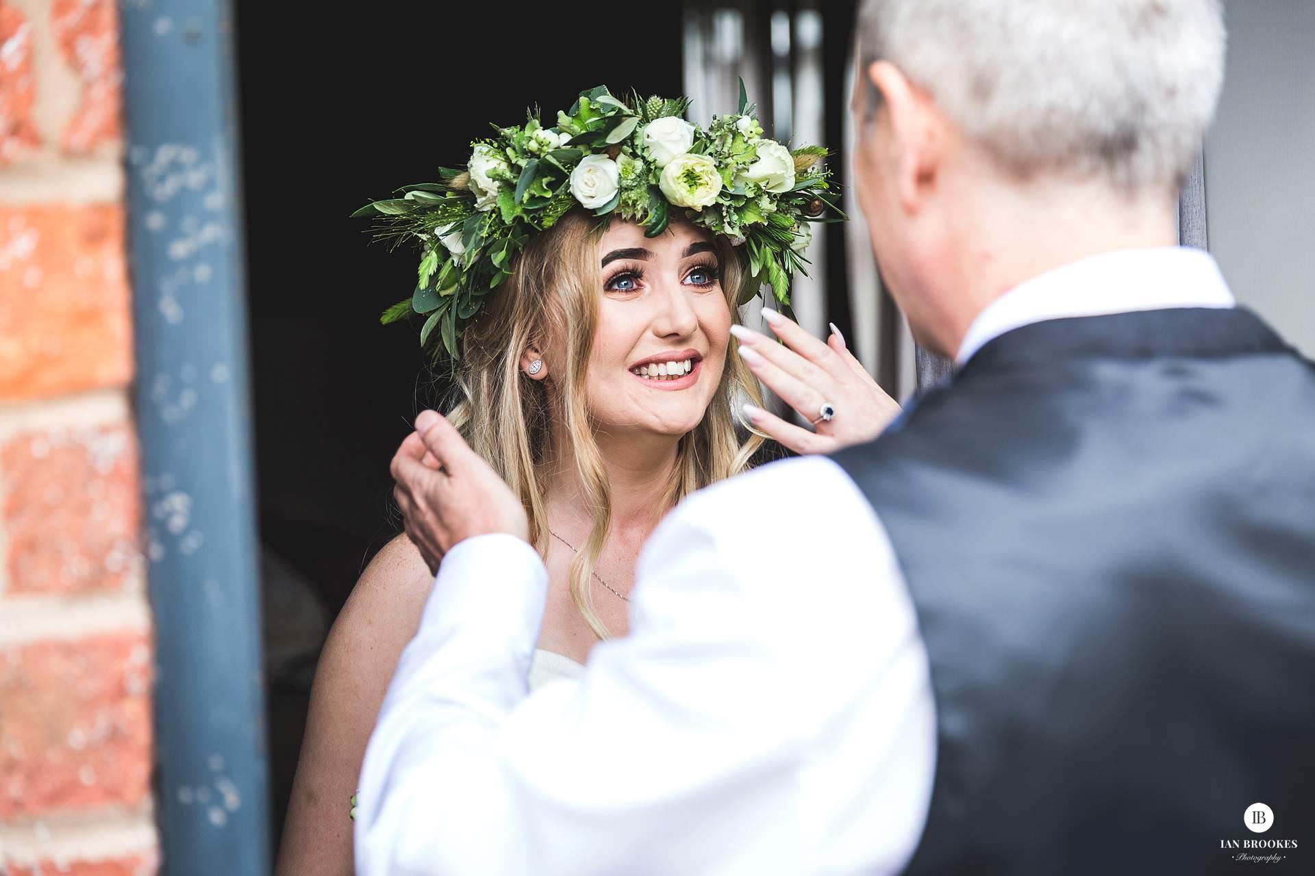 bartle hall bride