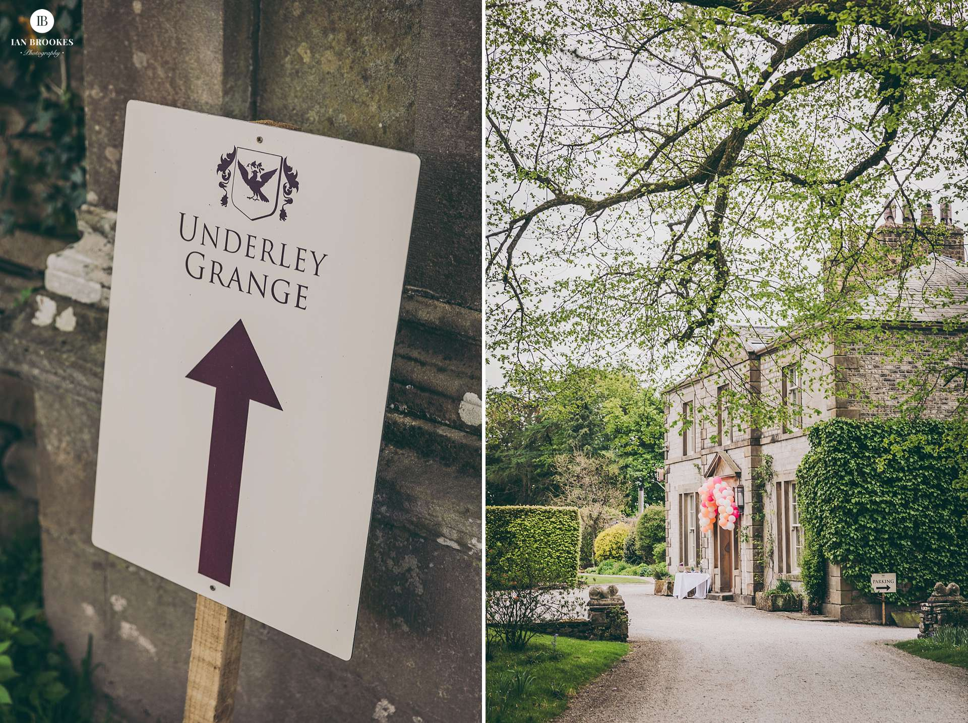 underley grange wedding