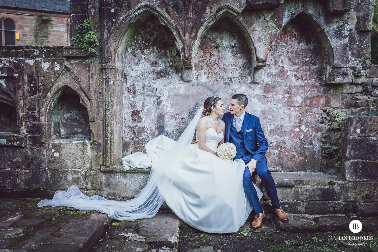 abbey house wedding furness abbey