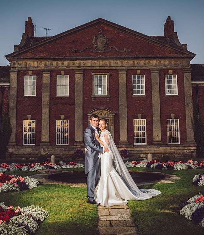 mottram hall wedding showcase