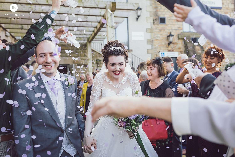 the mill at condor green wedding photos